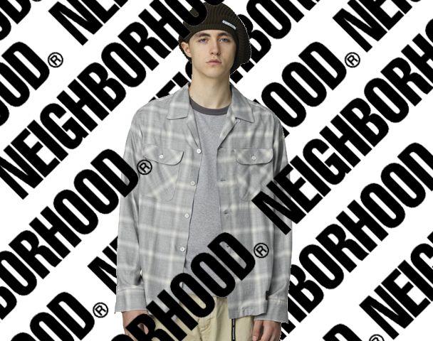 "NEIGHBOR HOOD / 新作アイテム入荷 ""B&C / R-SHIRT . LS""の写真"