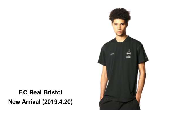 F.C.Real Bristol New Arrival (2019.4.20)の写真