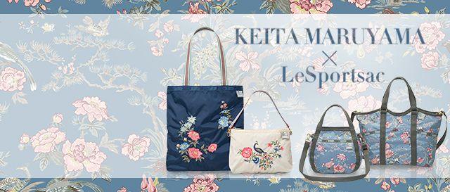 レスポートサック KEITA MARUYAMA