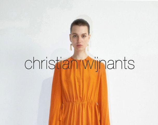 Christian Wijnants / 2020SS 新作アイテム入荷