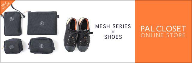 MESH SERIES × SHOES