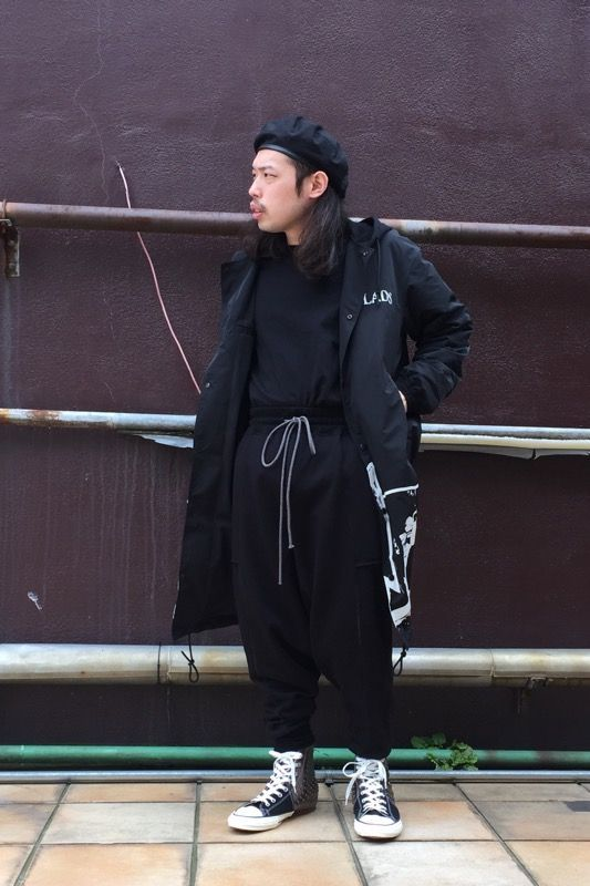 COMBINE PUNK AND MODE.の写真