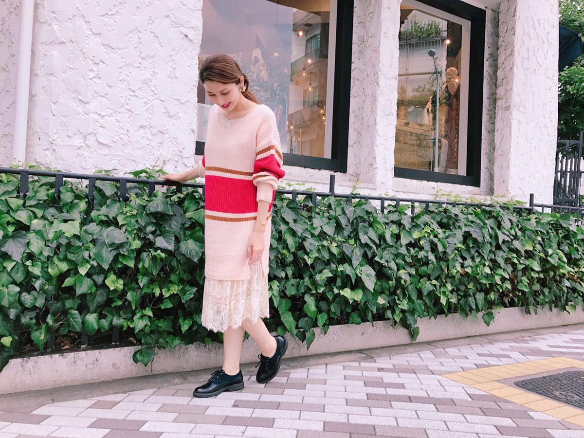 UNOMEEアレンジコーデ★の写真
