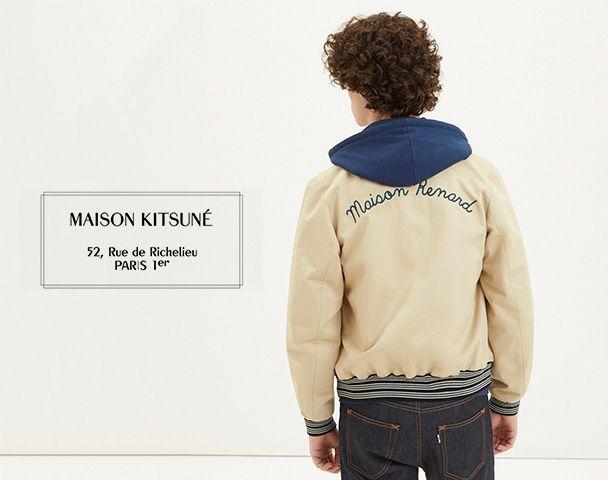 MAISON KITSUNE / 新着アイテム入荷