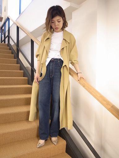 dress or coatの写真
