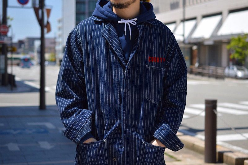 【 HUMAN MADE 】/ CURRY UP SHOP COATの写真