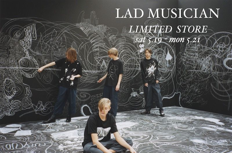 【 LAD MUSICIAN 】- LIMITED STORE -の写真