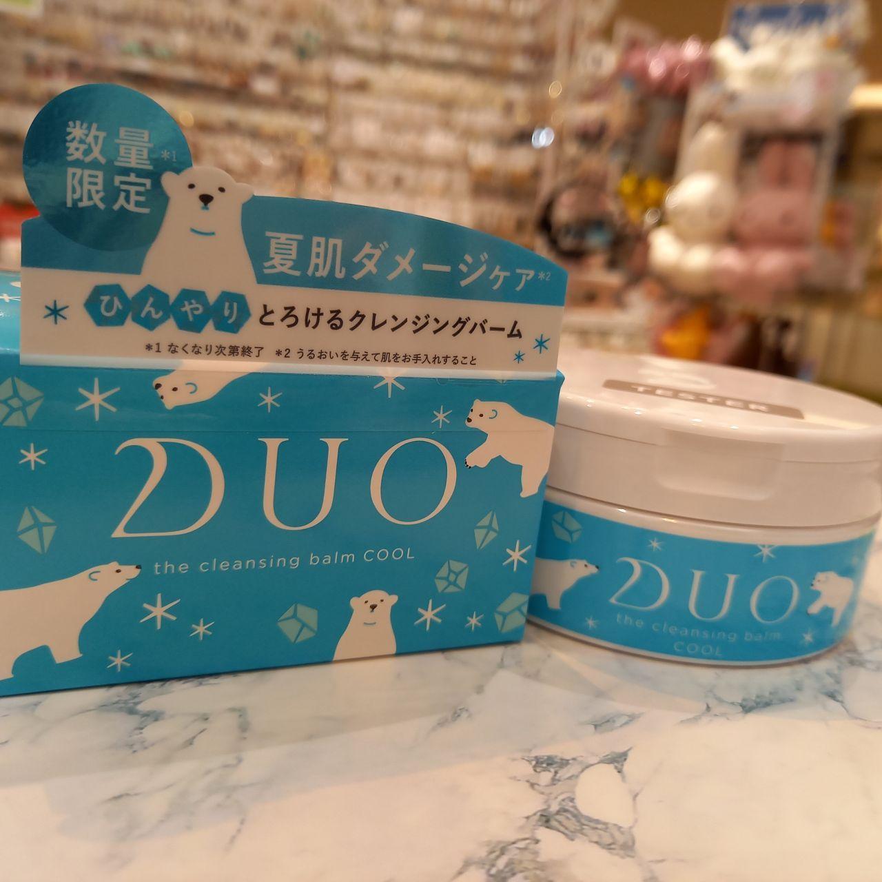 「DUOとカナデルから夏限定アイテムが入荷!!」の写真