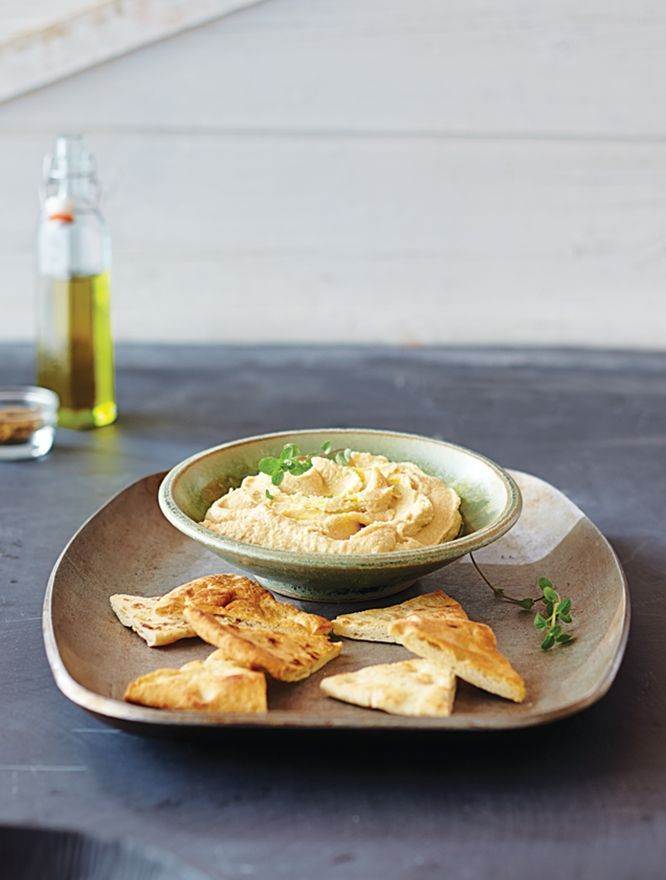 「中東料理フムス」の写真