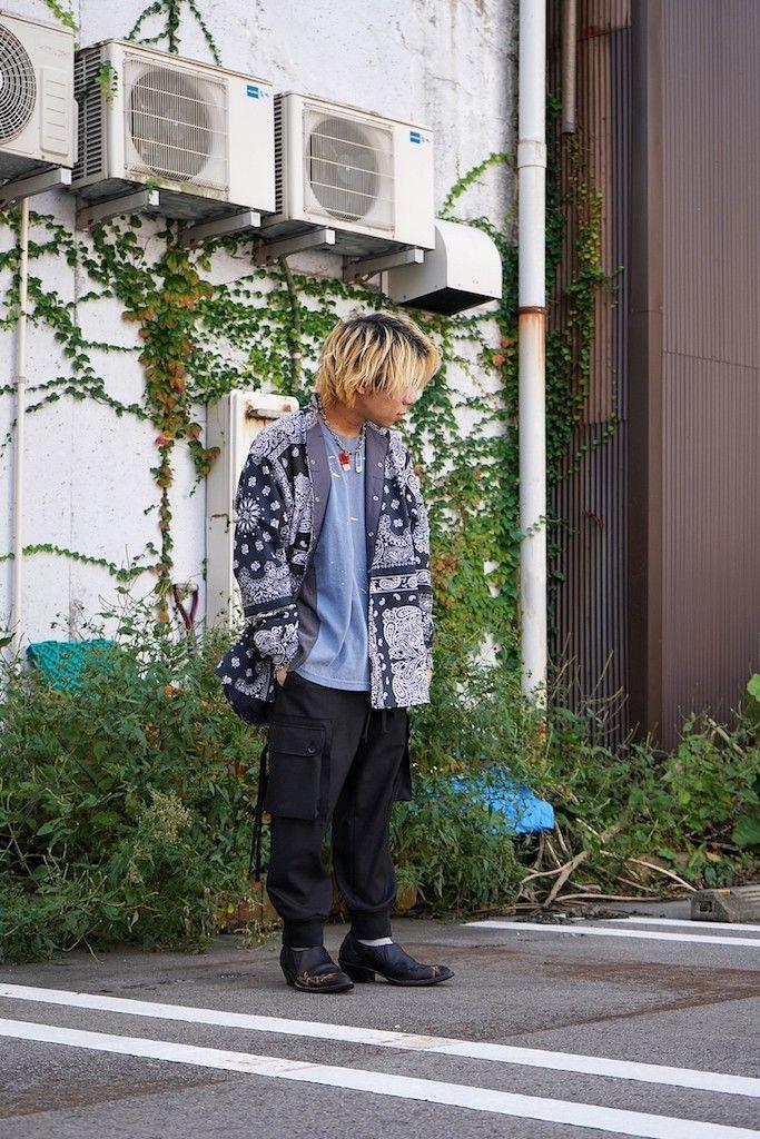 mill / REMODEL L/S T-SHIRT 【 style sample 1 】の写真