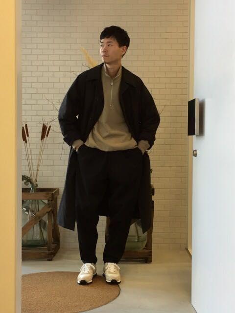 Modern Coat.の写真