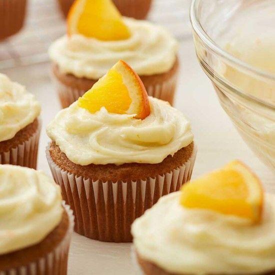 「【Wiltonレシピ】オレンジチーズクリームの作り方」の写真