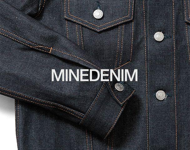 MINEDENIM / 新作アイテム入荷
