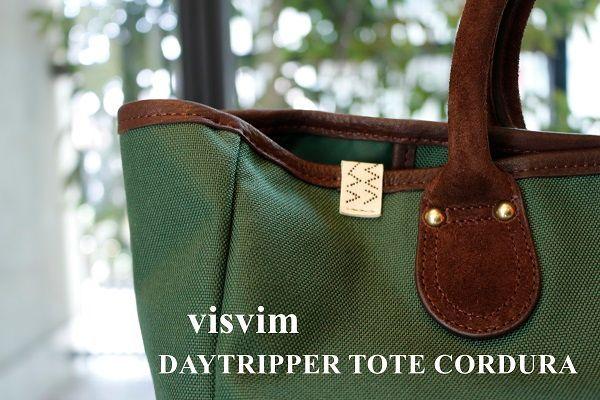 visvim 『DAYTRIPPER TOTE CORDURA』の写真