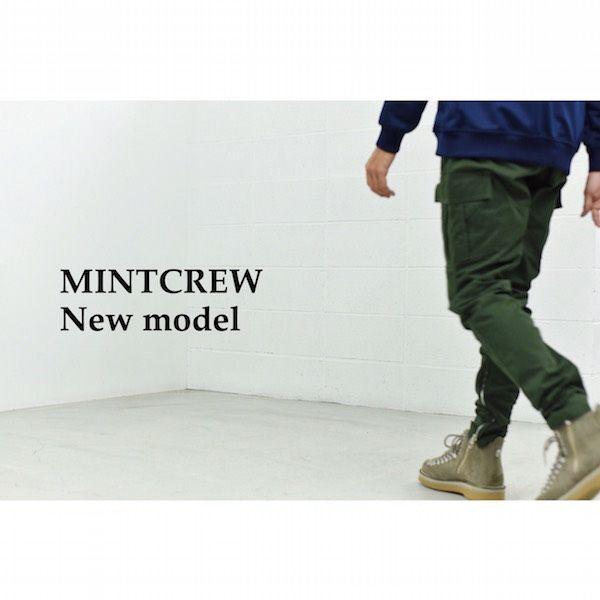 【 MINTCREW 】New model releaseの写真