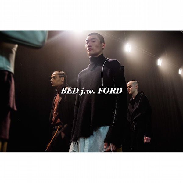 【 BED j.w. FORD 】New Arrival!の写真