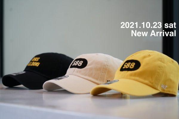 2021.10.23 sat New Arrivalの写真