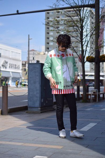 UNDERCOVER layered Style : Stylingの写真