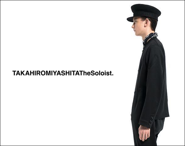 TAKAHIROMIYASHITATheSoloist. / 新作アイテム入荷