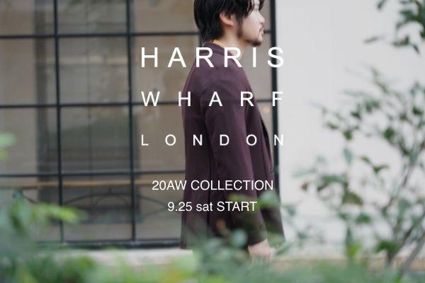 Harris Warf London20AW 9.26 sat START‼の写真