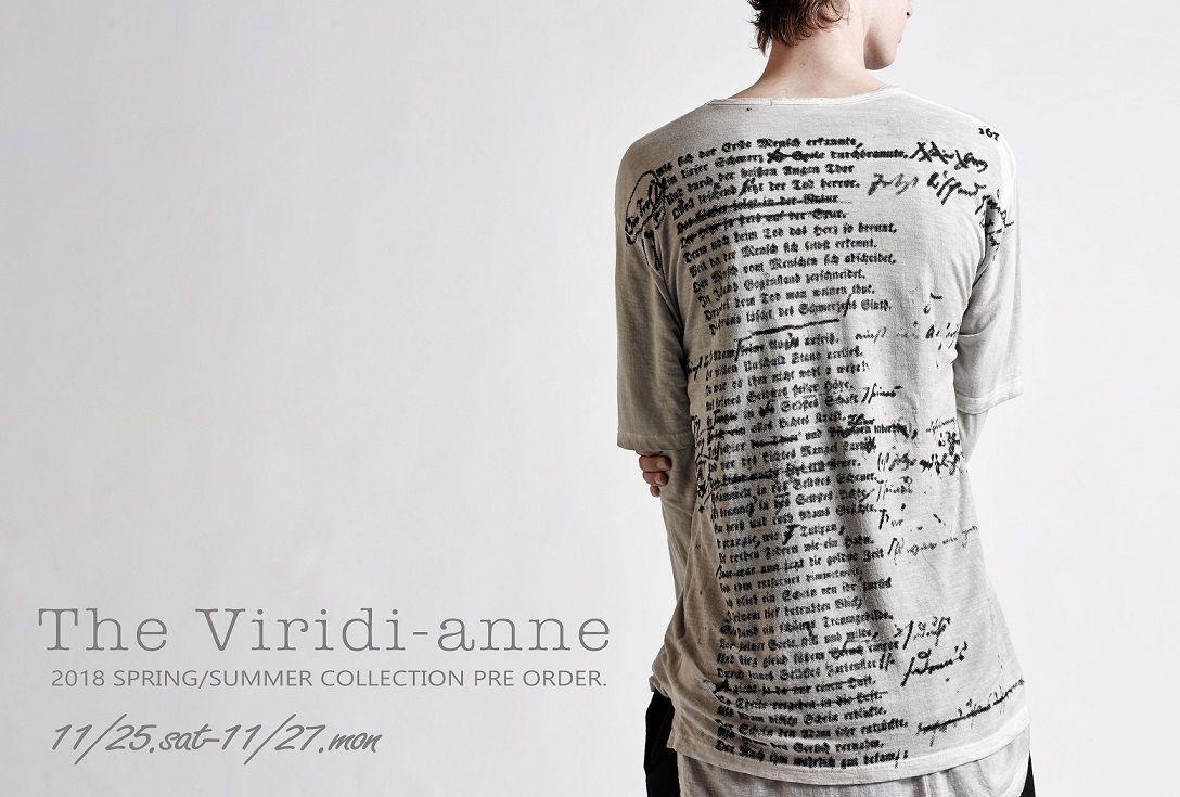 The Viridi -anne PRE ORDER Last Dayの写真