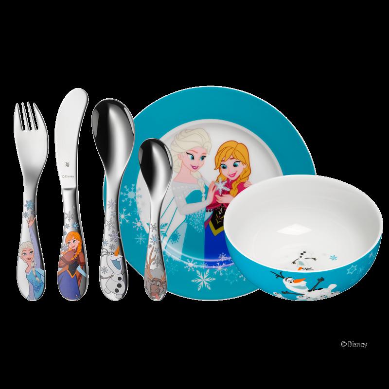 Disney アナと雪の女王 カトラリー6Pセット