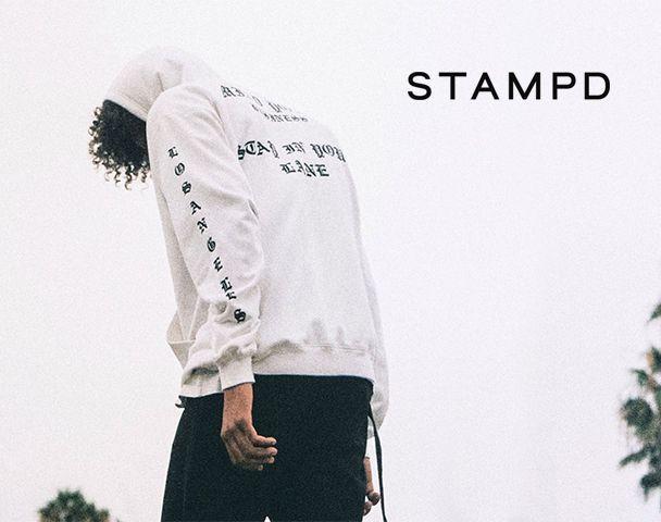 STAMPD / 新作アイテム入荷