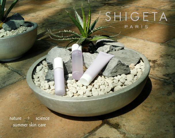 SHIGETA -summer skin care-の写真