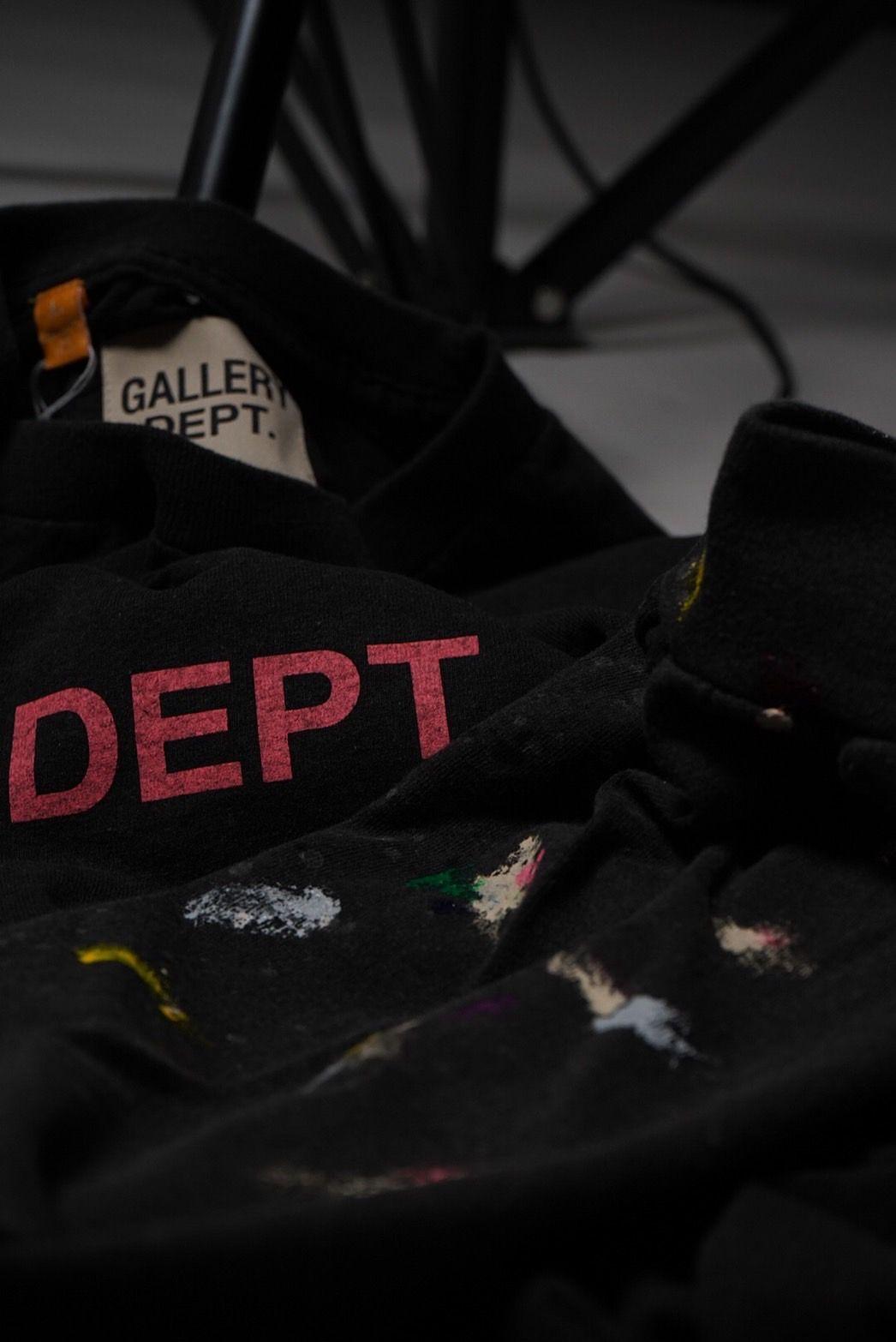 GALLERY DEPT/21AW itemsの写真