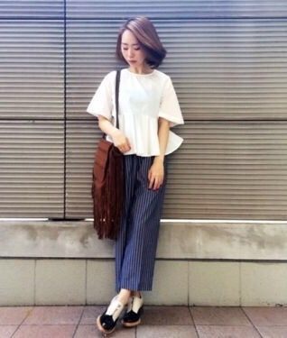 tops/cheeky¥13500- pants/cheeky¥16200- shoes/jeffrycambell¥16740-