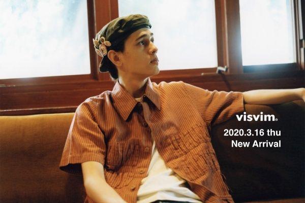 visvim  2020.3.19 thu New Arrivalの写真