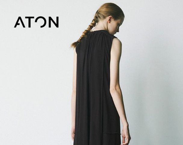 "​ATON / 新作アイテム入荷 ""FRESCA TANK TOP""and moreの写真"