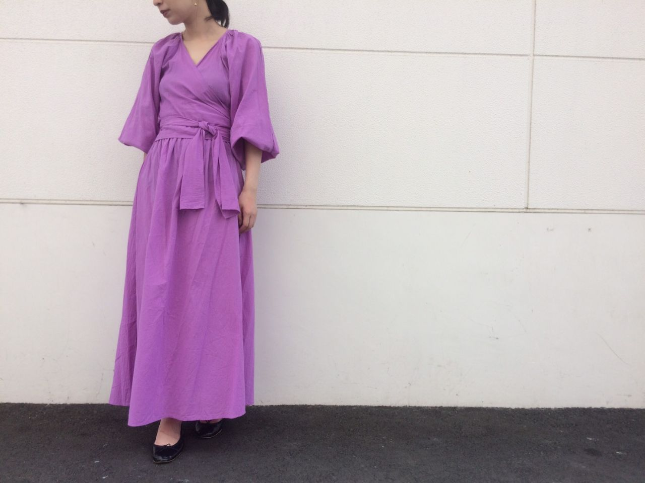 cache-coeur dressの写真