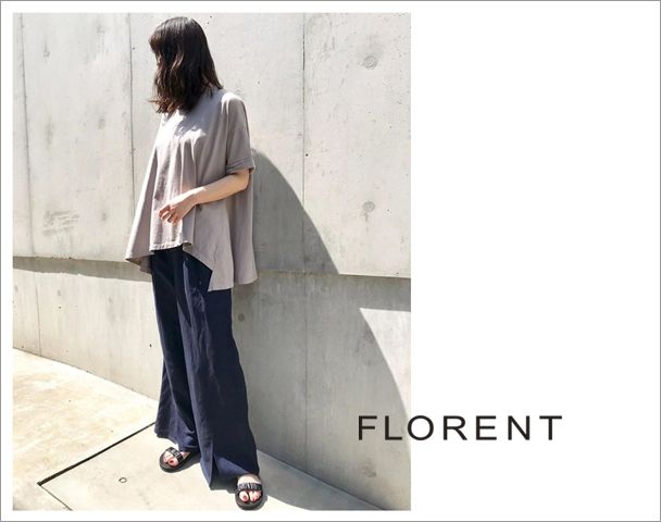 "​​FLORENT / 新作アイテム入荷 ""SMOCK TOP""and moreの写真"