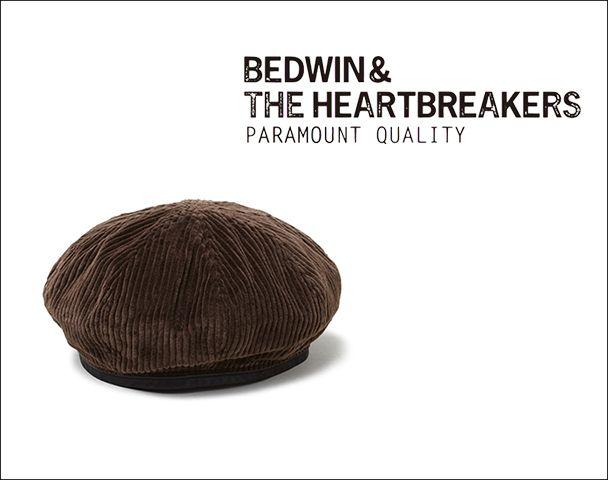 BEDWIN &THE HEARTBREAKERS / 新作アイテム入荷