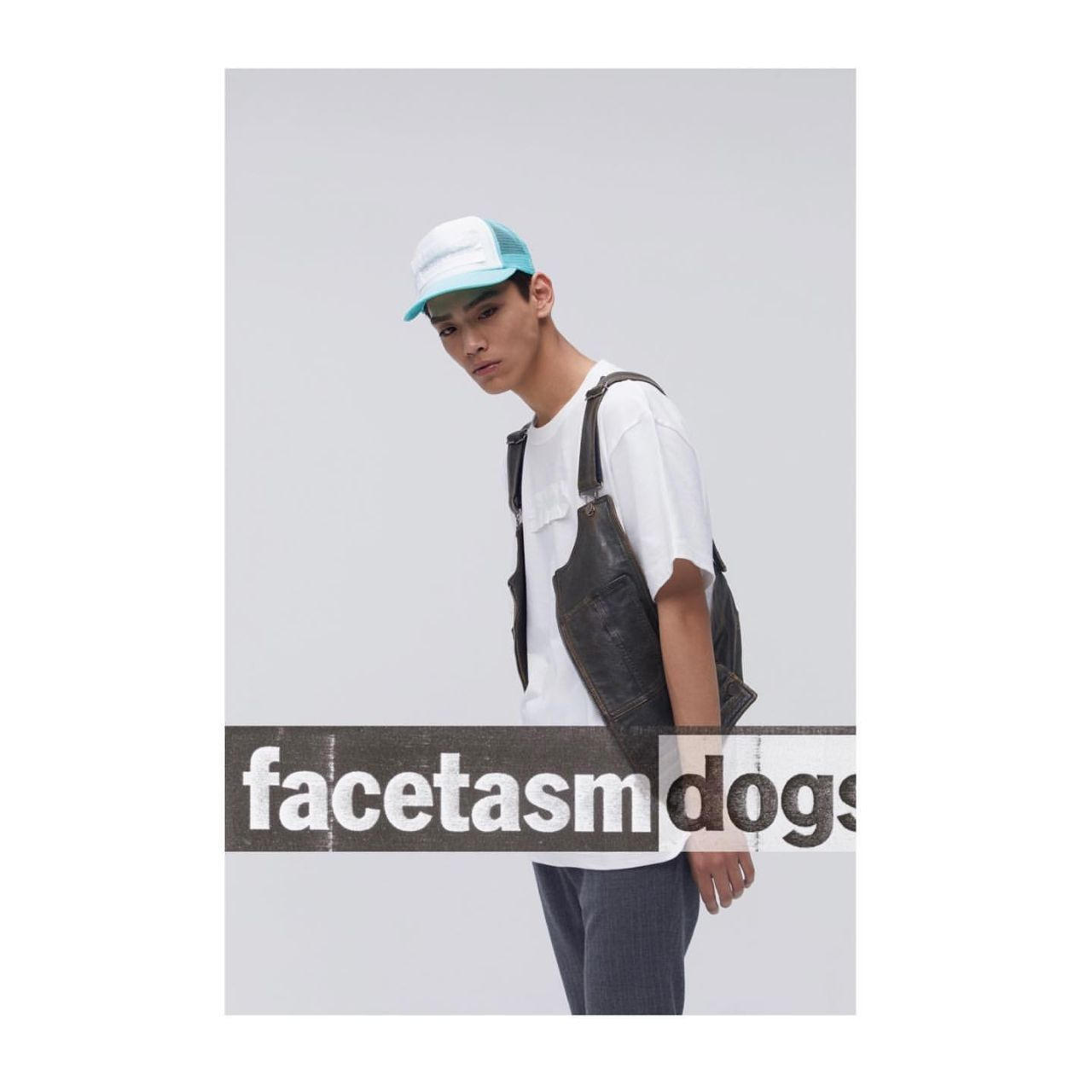 【 Dogs × FACETASM 】 Collaboration Collectionの写真
