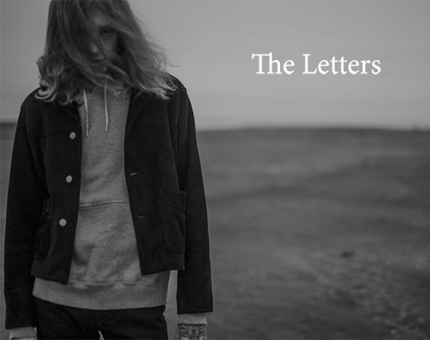 The Letters / 新着アイテム入荷