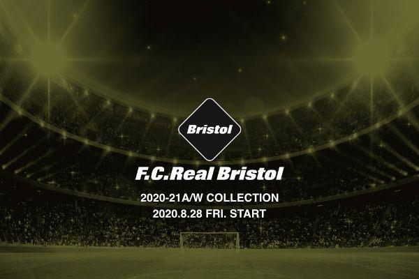 F.C.Real Bristol 2020-21A/W COLLECTION 2020.8.28 FRI. STARTの写真