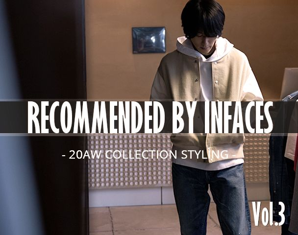 RECOMMENDED BY INFACES VOL.3