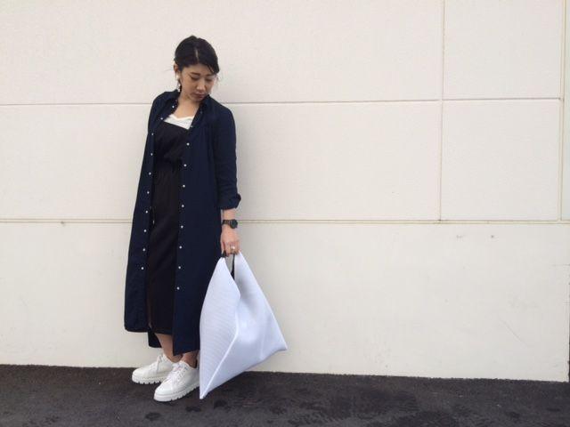 pinafor dressの写真