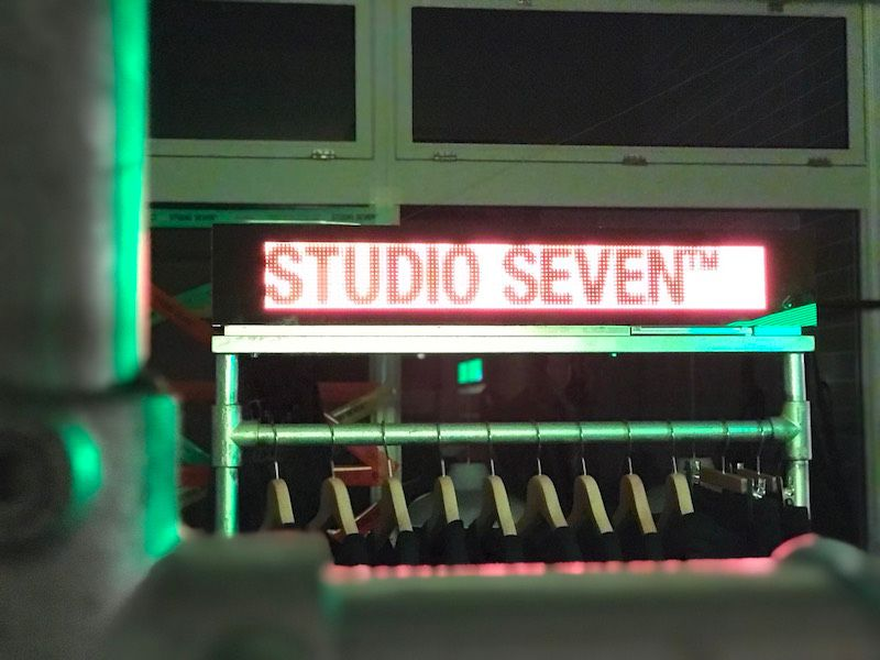 【 STUDIO SEVEN 】 SEASONS4 PRE-COLLECTION  POP UPの写真