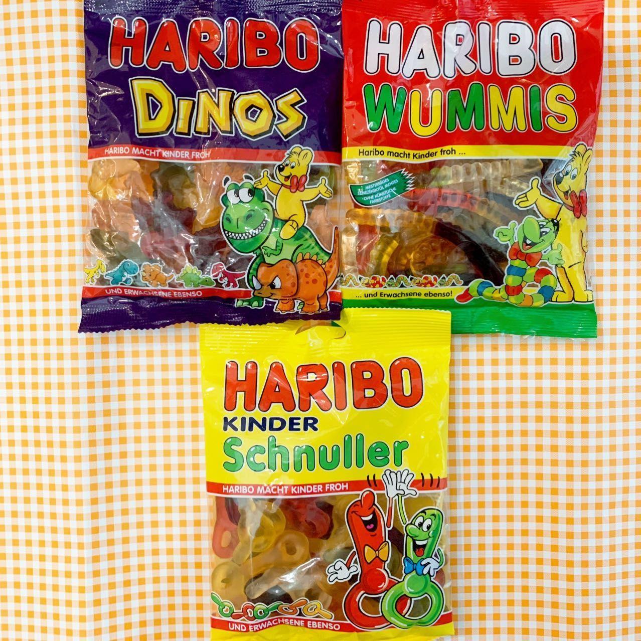 「HARIBO 新商品」の写真