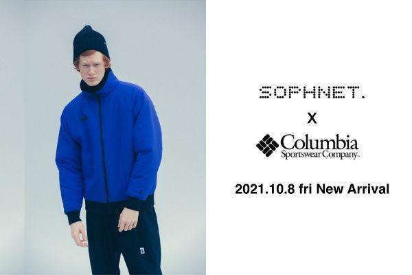SOPHNET.  2021.10.8fri  New Arrivalの写真