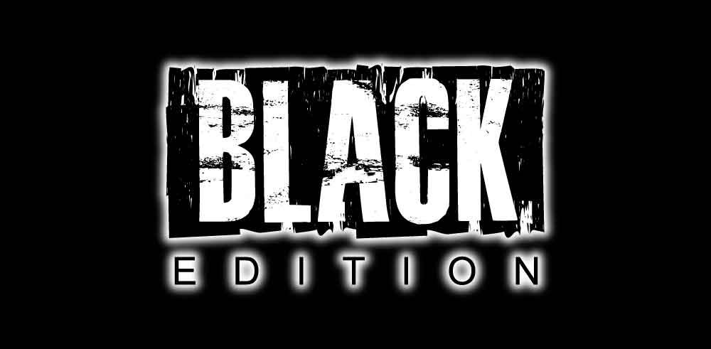ウェットスーツ BLACK EDITION
