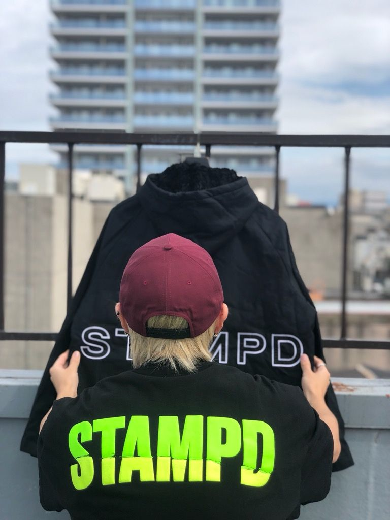 STAMPD 19AW New Available!!の写真