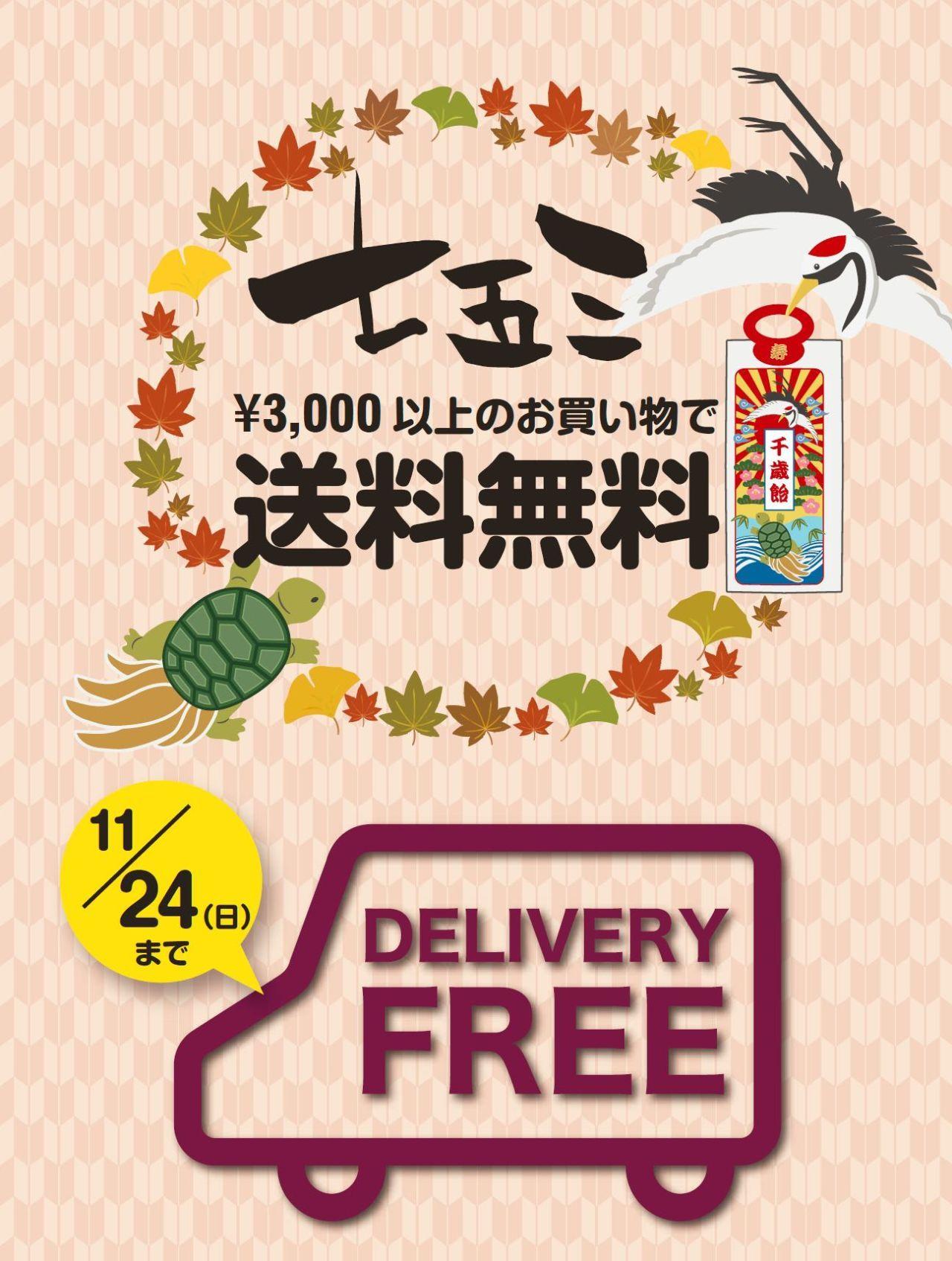 「【キャンペーン】送料無料【3,000円以上】」の写真