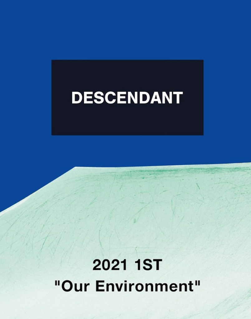 DESCENDANT New Arrivals (2021.2.25 thu)の写真