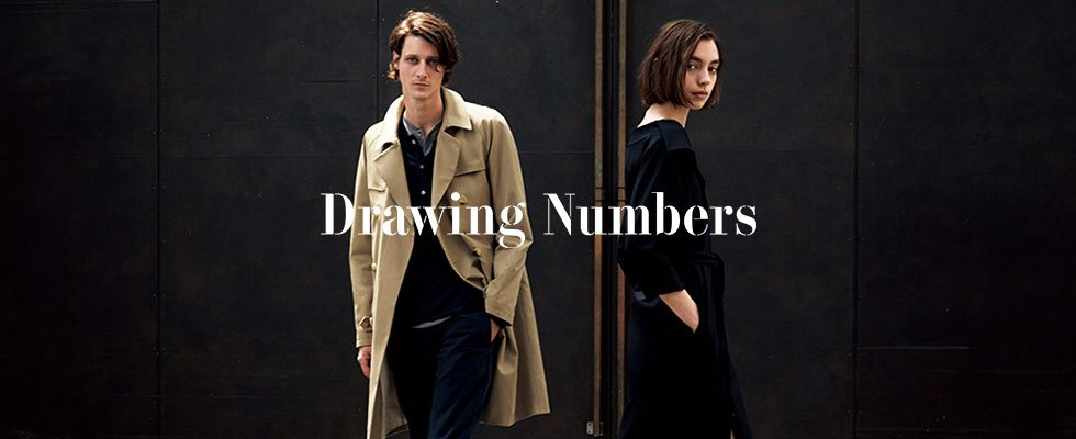 DrawingNumbers 2016 AUTUMN WINTER