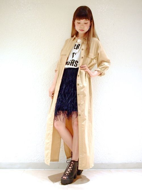 cheeky /¥16200-  color/Beige