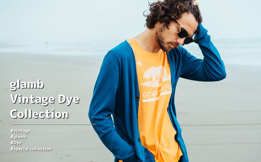 """Vintage Dye Collection""の写真"